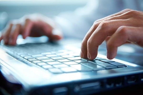 Выполняем проверку клавиатуры работоспособность кнопок