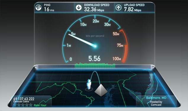 Speedtest.net by Ookla