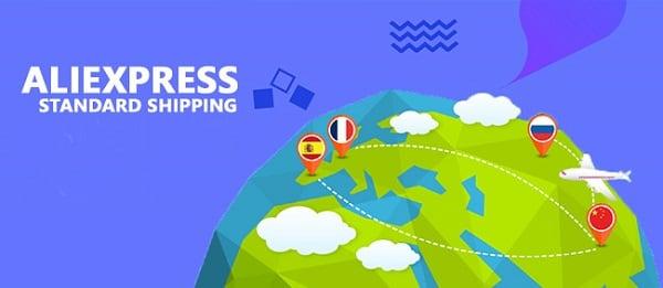 """Изучаем способ доставки """"Aliexpress Standard Shipping"""""""