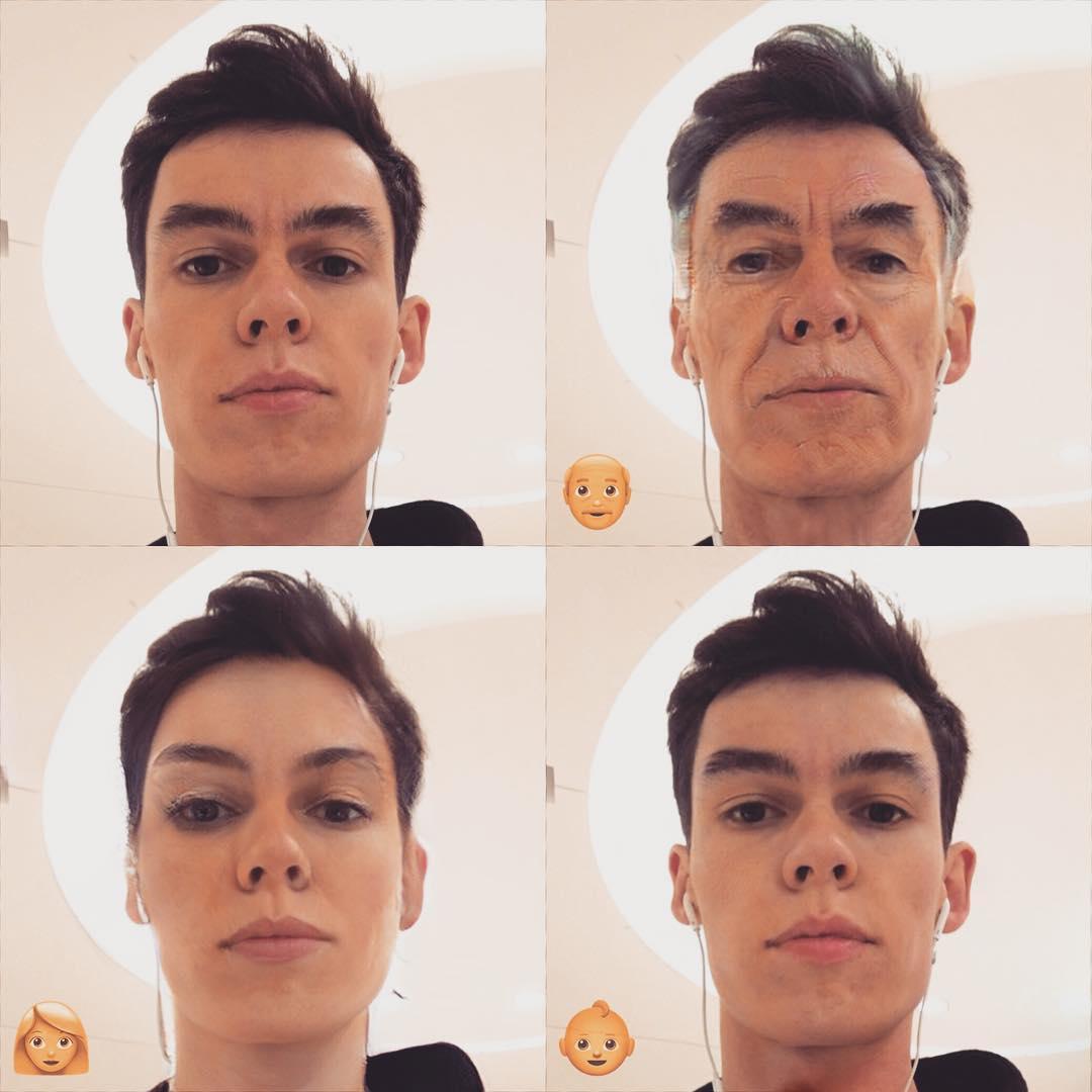 Используем Face App на компьютере