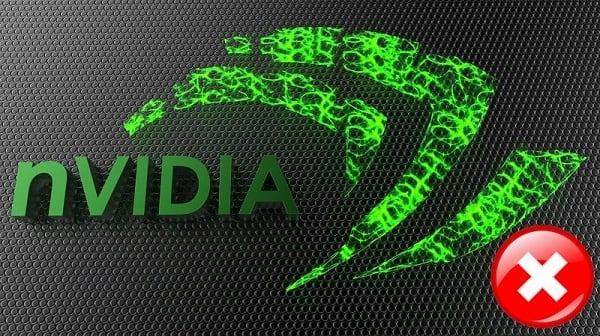 Рассматриваем причины проблем при установке драйверов к картам Nvidia