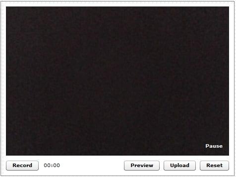 Рабочий экран сервиса recordr.tv