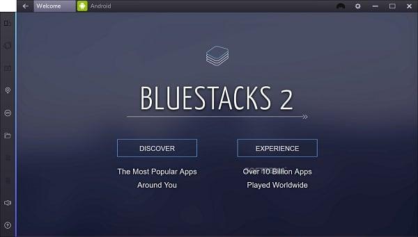 """Эмулятор """"Bluestacks 2"""" позволит вам запустить мобильную версию приложения """"Юла"""" на вашем компьютере"""
