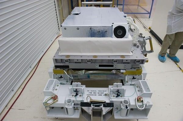 Таков внешний вид камер, размещённых на борту МКС