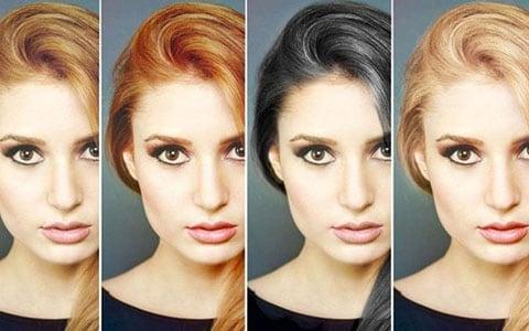 Подберите цвет волос, который идёт именно вам