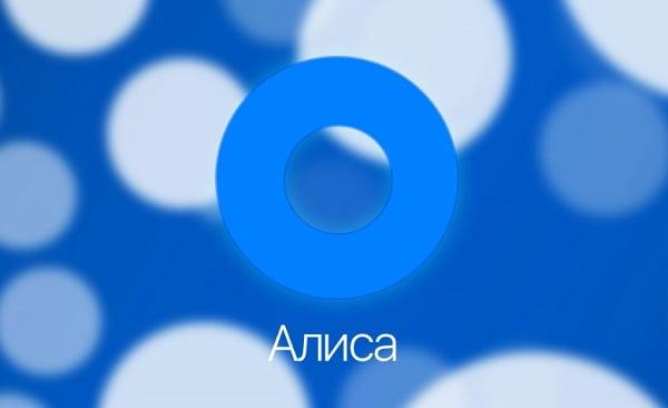Логотип бота Алиса