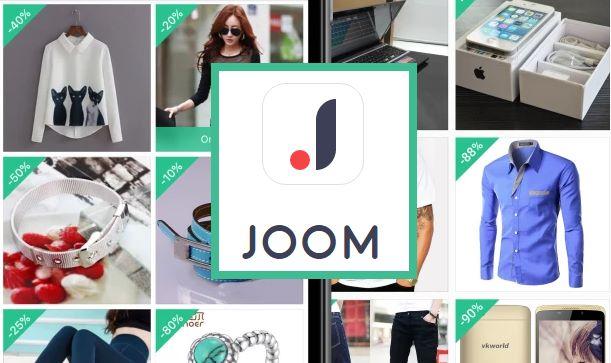 Joom - магазин китайских товаров