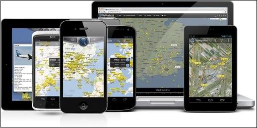 Выполнять слежение можно как на ПК, так и на мобильных устройствах