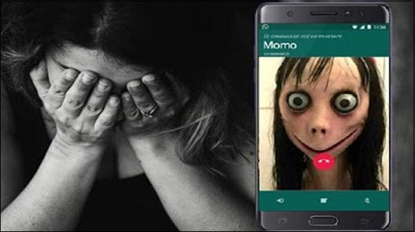 Диалог с Момо может довести ребёнка до самоубийства