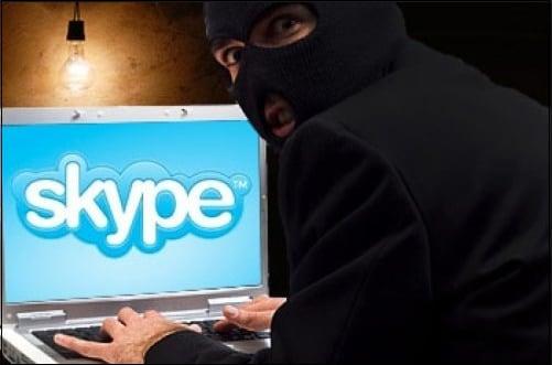 Мошенники Скайп