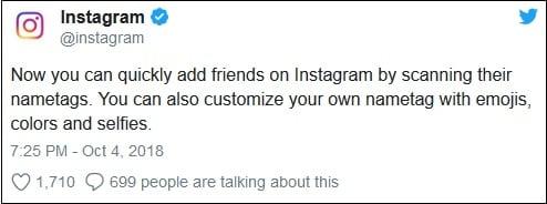 Запуск Инстаграм Визитки